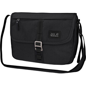 Jack Wolfskin Warwick Ave Shoulder Bag ultra black
